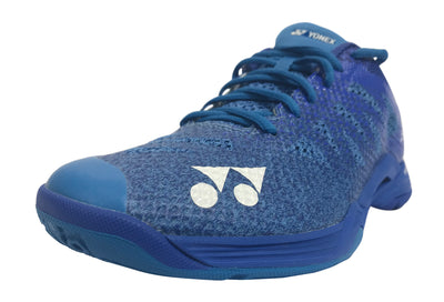 Yonex Aerus 3 MX Men's Badminton Shoe-Blue - Badminton Warehouse