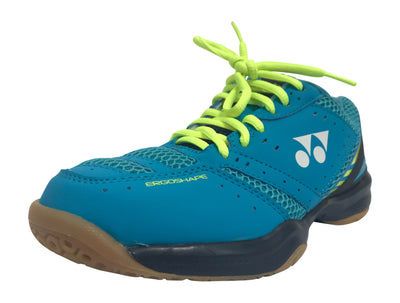 Yonex SHB-PC30 Unisex Badminton Shoe -Blue/Navy - Badminton Warehouse