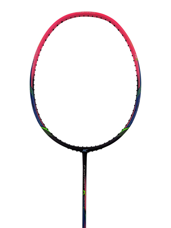 Kason K600 Featherlight Badminton racket in pink from Badminton Warehouse