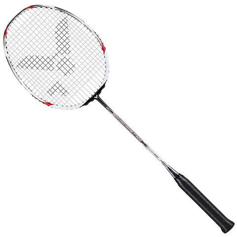 Victor 7400 Light Fighter Badminton Racket-Badminton Warehouse