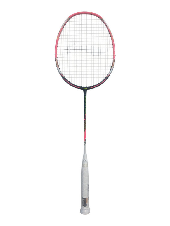 Li Ning Aeronaut 7000I (Instinct) Badminton Racket (Pink/Black) - Badminton Warehouse