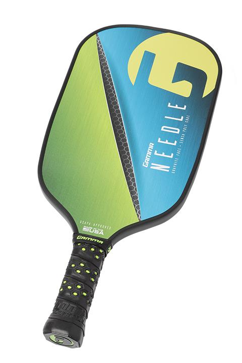 Gamma Needle Graphite Pickleball Paddle - Badminton Warehouse