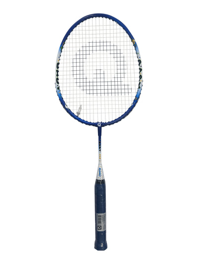 Qiangli A312 Junior aluminum badminton racket blue at Badminton Warehouse