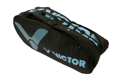 Victor 9140 DoubleThermo Badminton Bag (Blue) - Badminton Warehouse