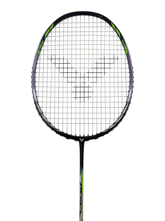 Victor Auraspeed 90S Badminton Racket on sale from Badminton Warehouse
