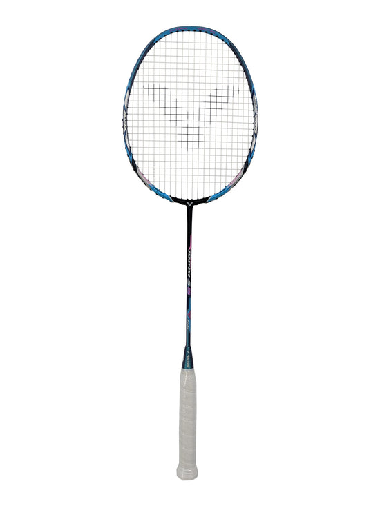 Victor Jetspeed S 12 M (JS-12 M) Badminton Racket on sale from Badminton Warehouse