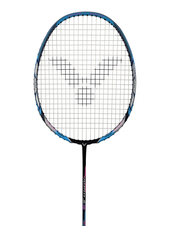 Victor Jetspeed S 12 M (JS-12 M) Badminton Racket frame from Badminton Warehouse