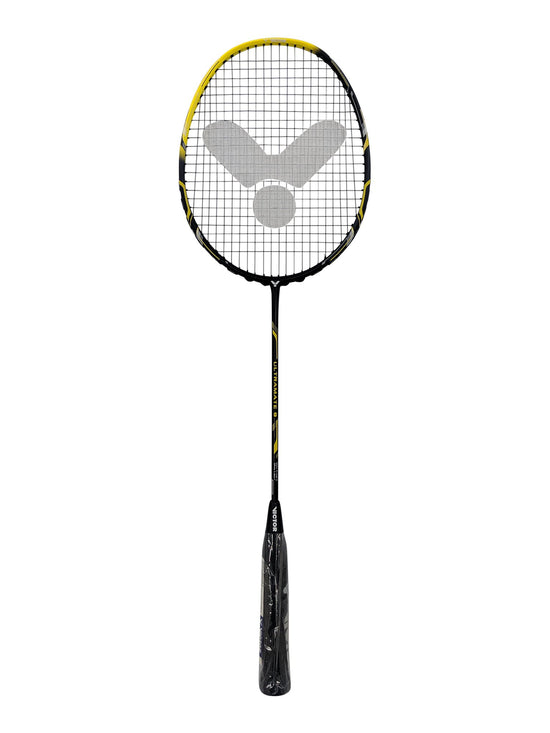 Victor Ultramate 9 Badminton Racket on sale Badminton Warehouse