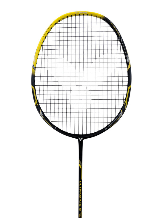 Victor Ultramate 9 Badminton Racket on sale from Badminton Warehouse
