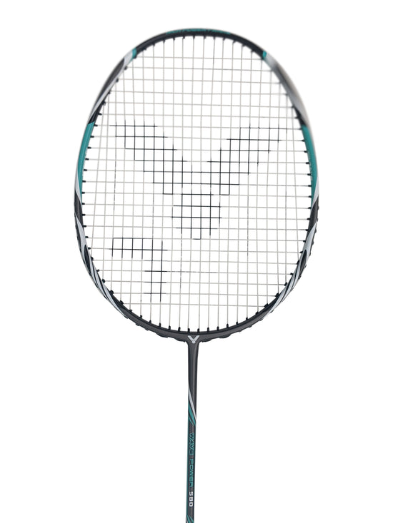 Victor Wave Power 580 Badminton Racket - Badminton Warehouse
