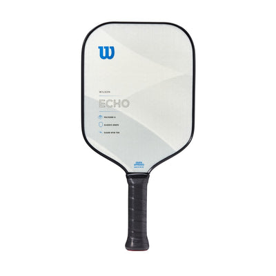 Wilson Echo Pickleball Paddle on sale at Badminton Warehouse