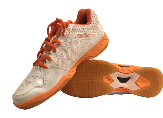 Yonex Aerus2 LX Women's Badminton Shoe-Pale Orange - Badminton Warehouse