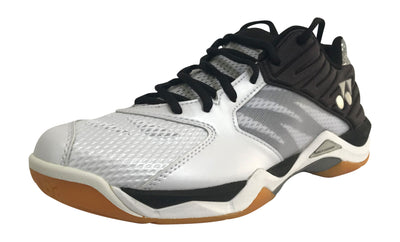 Yonex Power Cushion Comfort Z MX Badminton Shoe (White) - Badminton Warehouse