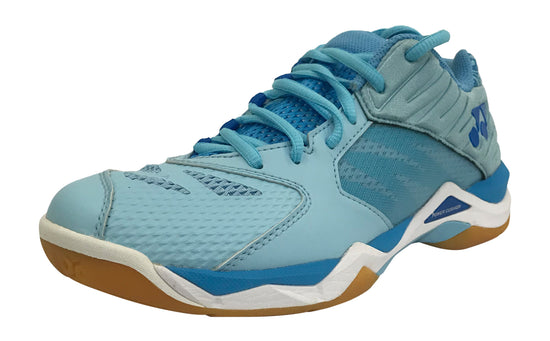 Yonex Power Cushion Comfort Z LX Women's Badminton Shoe (Light Blue) - Badminton Warehouse