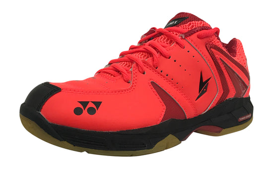 Yonex Lin Dan SHB SC6  Badminton Shoe (Black/Red) - Badminton Warehouse