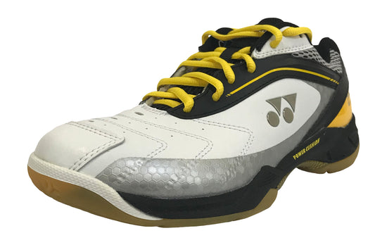 Yonex PC SHB 65 Badminton shoes in yellow and black color on sale at badminton warehouse
