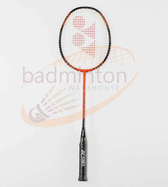 Yonex Voltric 1DG Badminton Racquet (Orange) - Badminton Warehouse