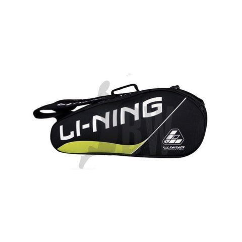 Li-Ning BAG - 6 RACQUET COMPETITION [GREEN] ABJH062-1 - Badminton Warehouse