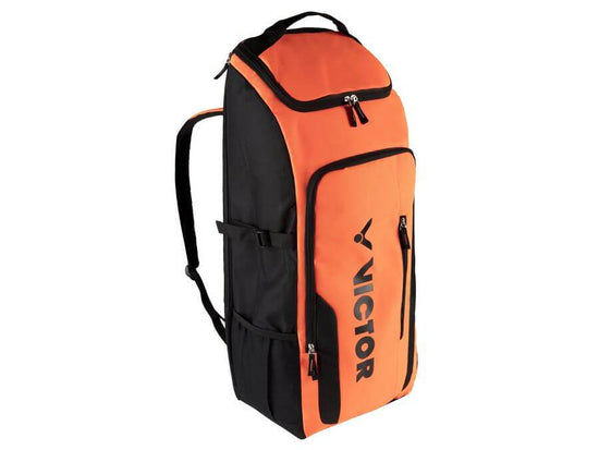 Victor 6811 Badminton Backpack in Orange and Black color from Badminton Warehouse. Get on today!