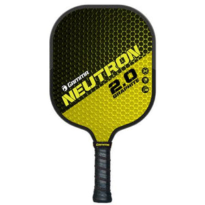 Gamma Neutron 2.0 Graphite Pickleball Paddle - Badminton Warehouse