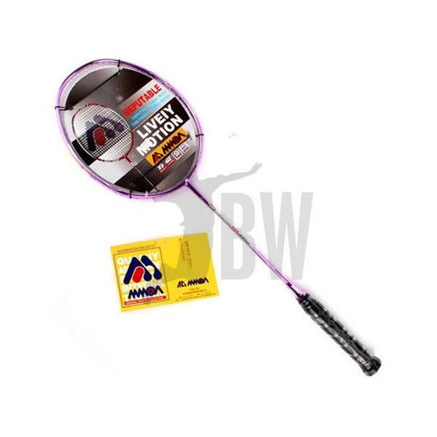 Badminton Racket - MMOA MBR 608 SuperLight Badminton Racquet