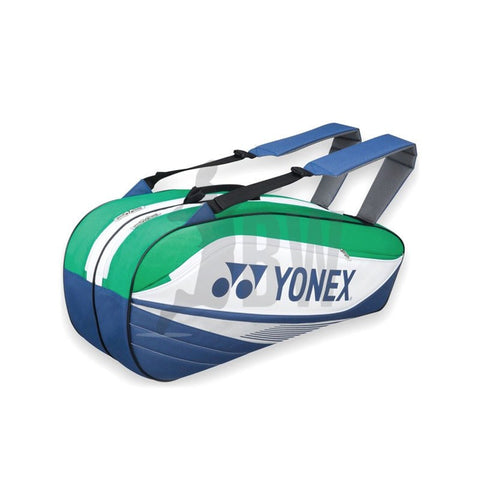 Yonex 7526 Badminton Bag-White/Green