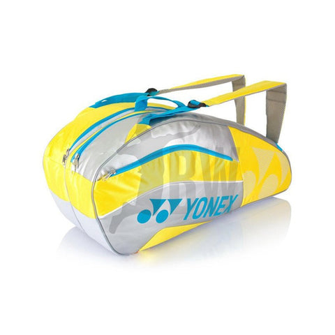 Yonex 8526 Badminton Bag - 6 Racket (Yellow)