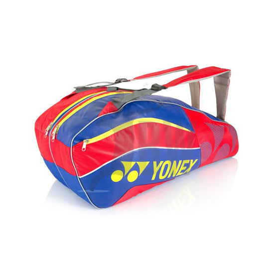 Yonex 8526 Badminton Bag (Red/Blue) - Badminton Warehouse