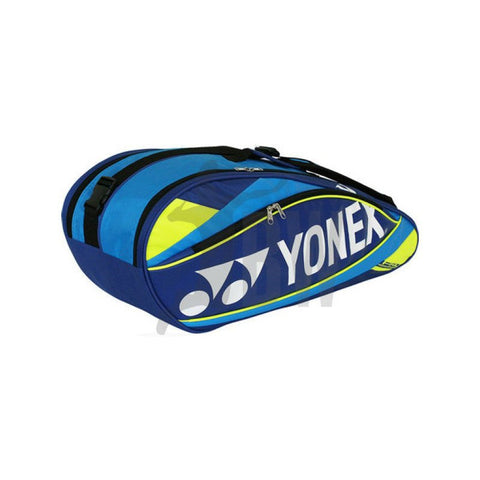 Yonex 9526 Badminton Bag 2015 (6 Racket) (Blue)