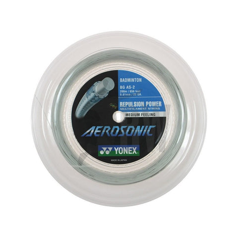 Yonex BG-AS Aerosonic Badminton Reel