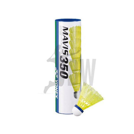 Yonex Mavis 350 Nylon Shuttlecocks (Yellow Medium)