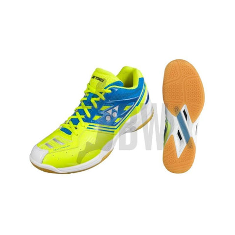 Yonex Power Cushion F1N (Neo) LTD Badminton Shoe (Shiny Yellow)