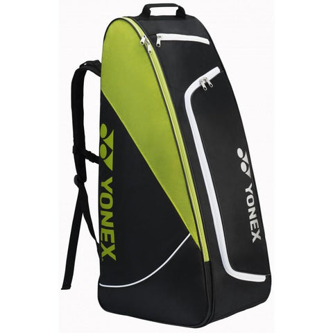Yonex 5719 Badminton Stand Bag (Lime)-Badminton Warehouse