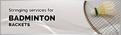Badminton Stringing Services