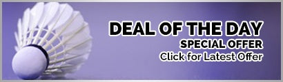 Badminton Deals of the Day