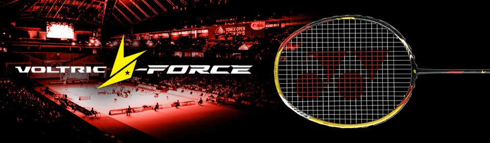 Voltric Force LD 2016 Badminton Racket - Olympic Edition