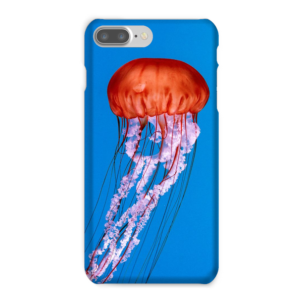 Blue Jelly Fish Phone Case