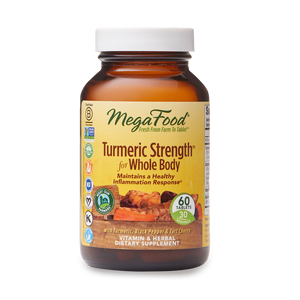 Turmeric Strength™ for Whole Body - 60 tab