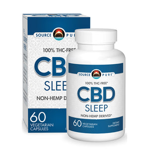 CBD Sleep - Non-Hemp Derived Capsule