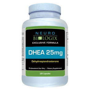 DHEA 25mg - 100 caps