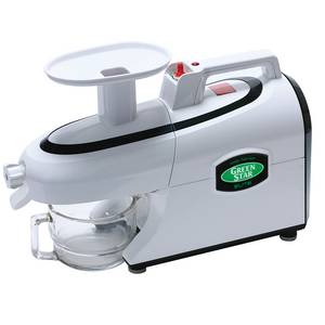 Greenstar Elite 5000, Jumbo Twin Gear Juicer
