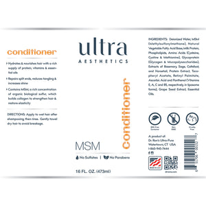 MSM Conditioner - 16 oz