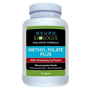 Methyl Folate Plus - 90 caps