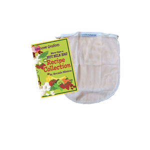 Rawsome Creations Recipe Collection and More than a Nut Milk Bag