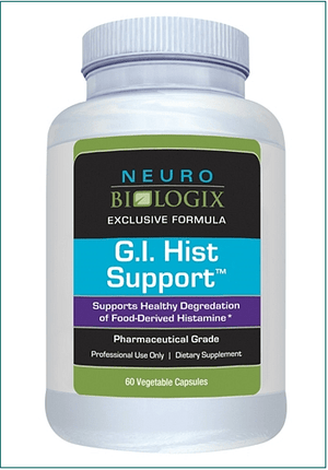 G.I. Hist Support - 60 Vegetable Capsules