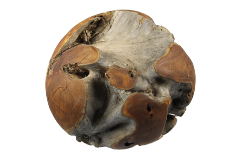 Petrified Wood Ball