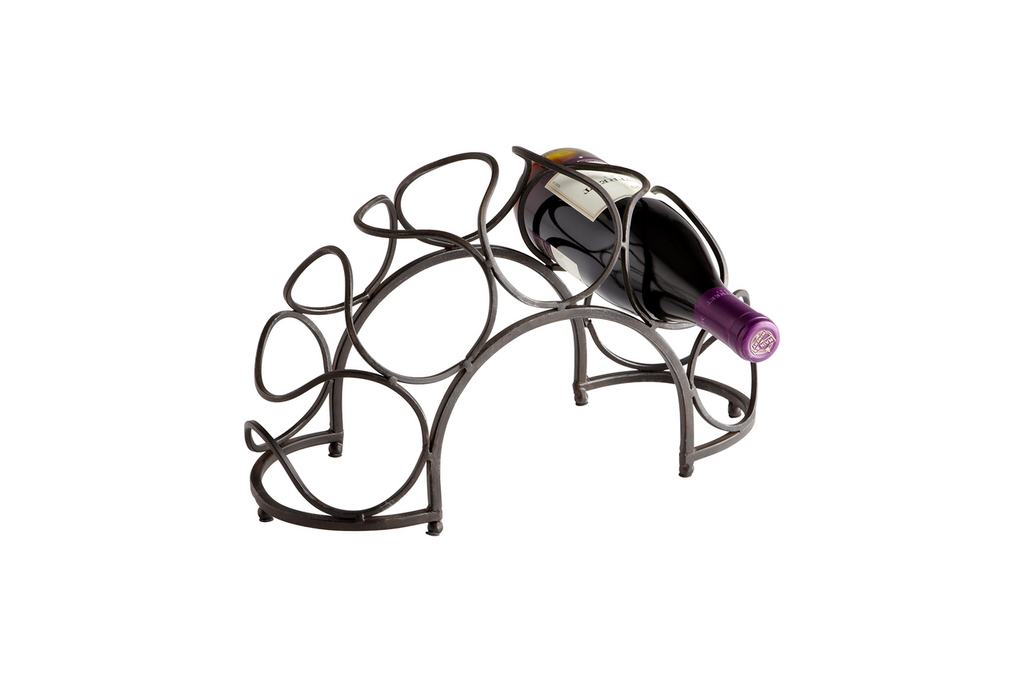 Bridge Wine Rack