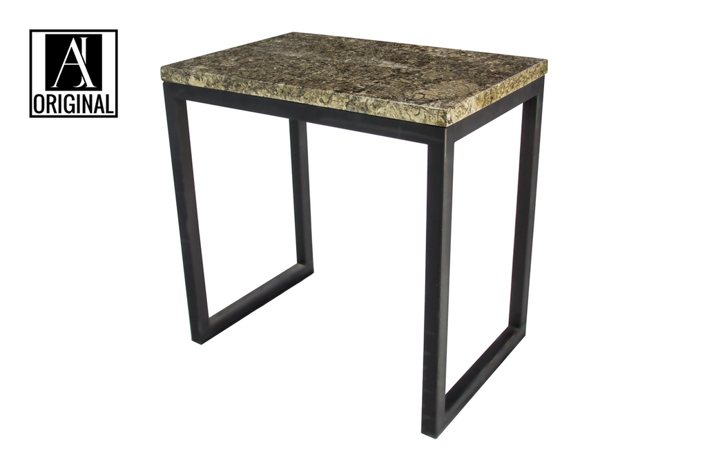 Merveilleux Sierra Granite Side Table ...