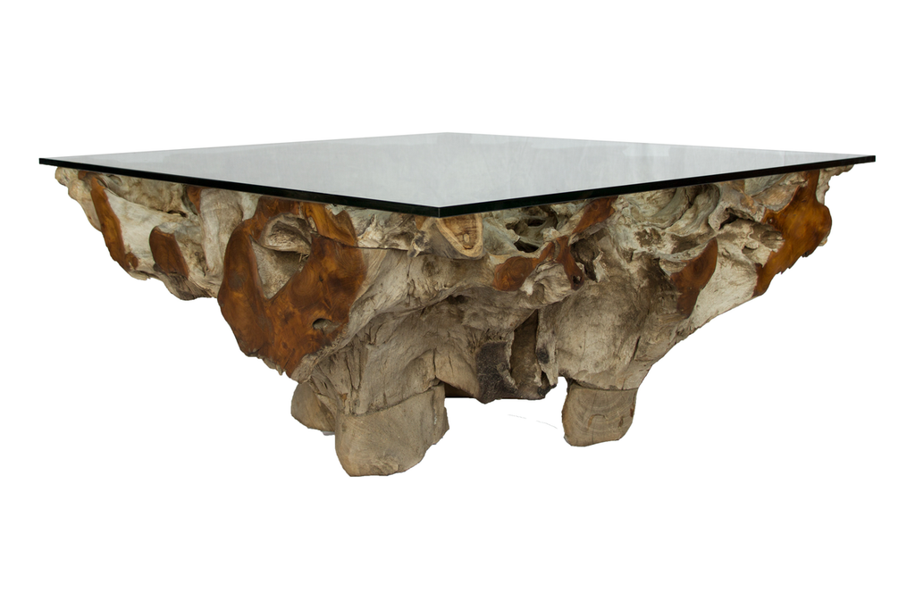 Awe Inspiring Teak Root Coffee Table Download Free Architecture Designs Scobabritishbridgeorg