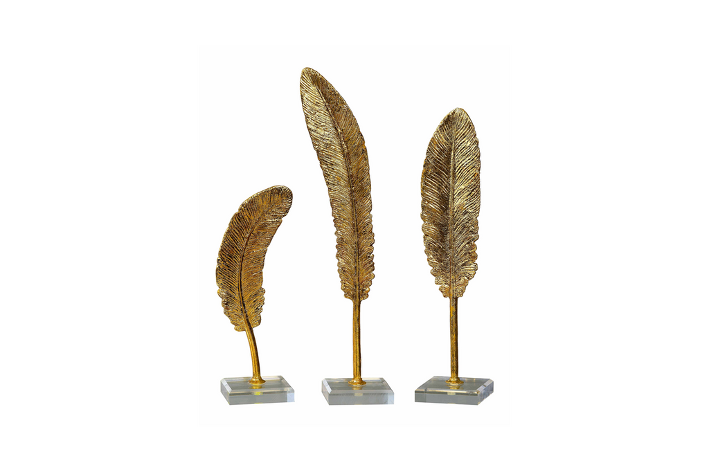 Feathers, Set of 3